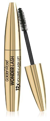 Golden Rose Cosmetics WonderLash Mascara 12x Volume and Lash Lift