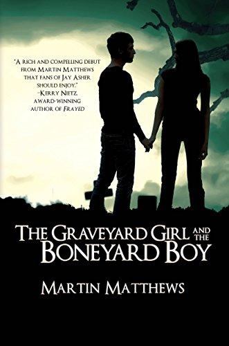 The Graveyard Girl and the Boneyard Boy by Martin Matthews ebook deal