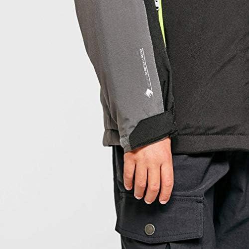Regatta Junior Highton Padded Waterproof Breathable Taped Seams Insulated Hooded Jacket Chaqueta Unisex ni/ños