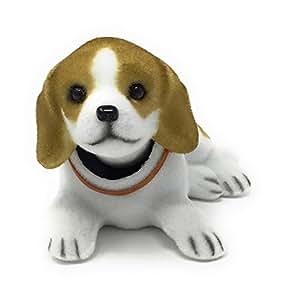 amazon com noveltees company bobbing head dog bobble head beagle