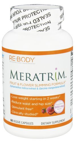 Re-Body Meratrim fruits et fleurs capsules, 800 mg, 60 comte