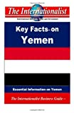 Key Facts on Yemen, Patrick Nee, 1495983730