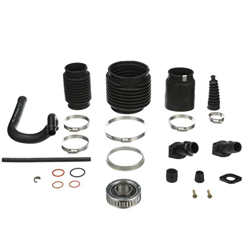 Quicksilver Stern Drive Transom Seal Repair Kit 8M0095485 - for MerCruiser Bravo and Blackhawk Stern Drives with Exhaust Bellows