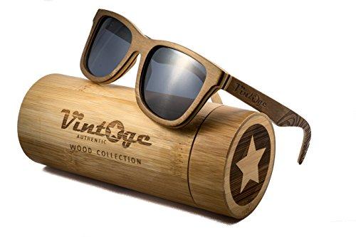 5d496fe83b Maple Cherry Wood Sunglasses for Men   Women – Polarized handmade wooden  wayfarer style shades that float!