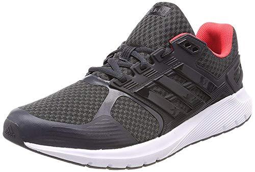Duramo Womens Adidas Shoe - Adidas Performance Women's Duramo 8 W Running Shoe (8 B(M) US, Carbon/Carbon/Real Coral)
