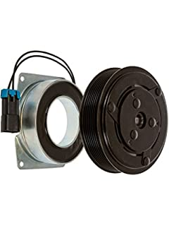 CLUTCH PV6 6in 12V 2 WIRE YORK COMP