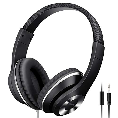 Ausdom Lightweight Over-Ear Wired