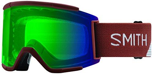 Smith Squad Masque de Ski Homme, Adobe Split