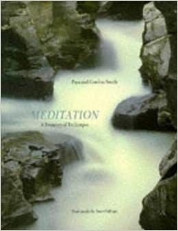 Book Meditation: A Treasury of Technique