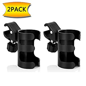 Amazon.com: Accmor - Portavasos para cochecito, soporte ...