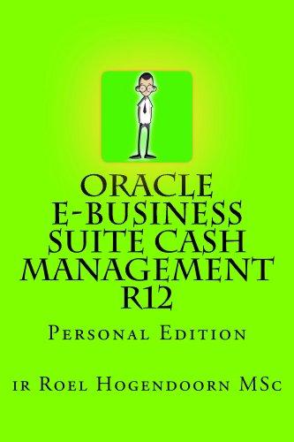 Download Oracle e-Business Suite Cash Management R12 Pdf