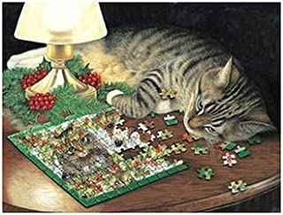 product image for SUNSOUT INC Piece-ful Slumber 500 pc Jigsaw Puzzle