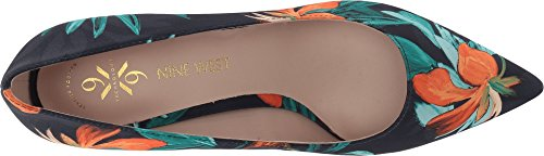 Navy West Nine Women's Fabric Multi wq4X4Ezv