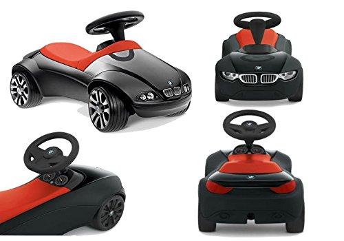 BMW Baby Racer III - Black/Orange