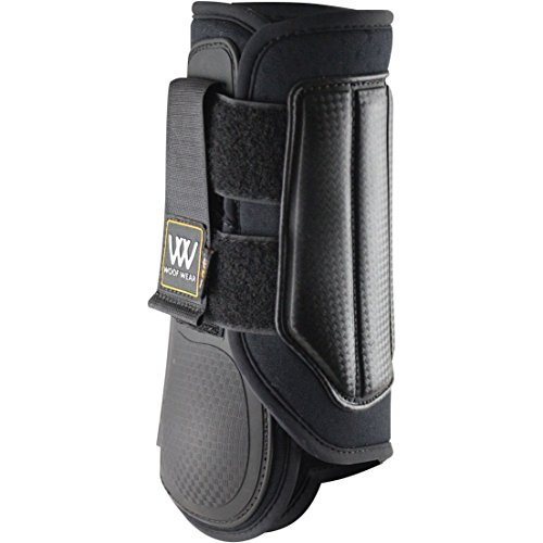 (Woof Wear Smart Event Boot Front Black Medium )