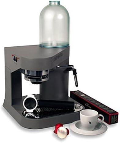 Alessi RS05 B Coban Cafetera expreso con sistema de cápsulas de ...