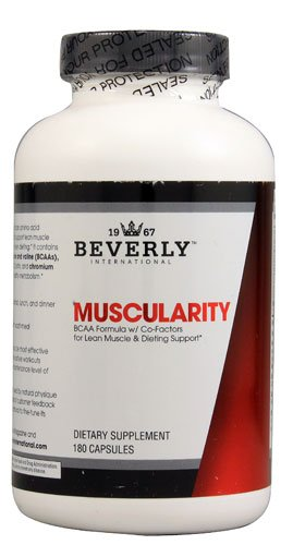 Beverly International Muscularity -- 180 Capsules - 3PC by Nicky Nice