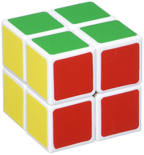 Lanlan® 2x2x2 Speed Cube White image