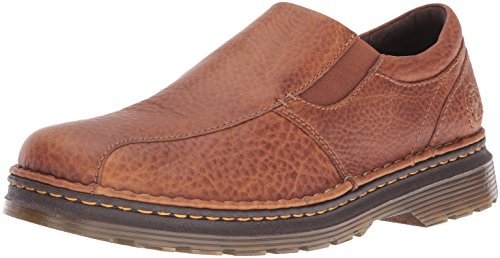 Dr Martens Slip On (Dr. Martens Men's Tan Tevin Slip On Shoe 10 F(M) UK)
