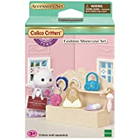 Calico Critters Town Fashion Showcase Set