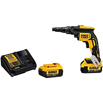 DEWALT 20V MAX XR Drywall Screw Gun Collated Magazine ...