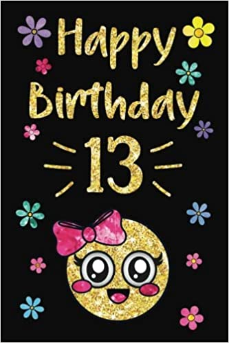 13 birthday Amazon.com: Happy Birthday Year Journal, Happy Birthday 13: Emoji  13 birthday