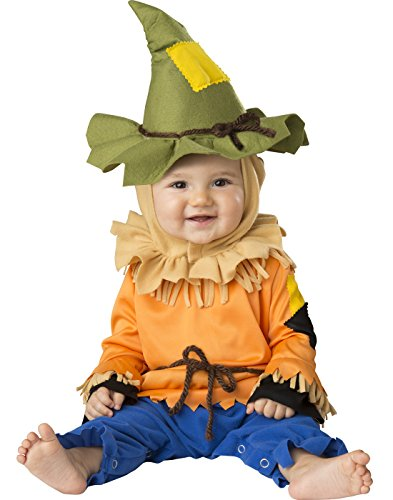 Fun World Baby Silly Scarecrow, Multi, M