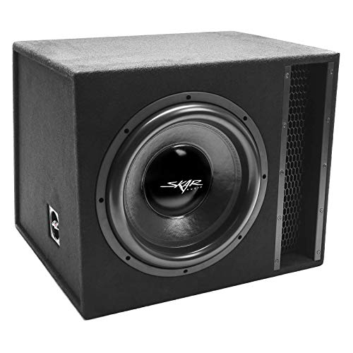 Skar Audio Single 15″ 2500W Loaded EVL Series Vented Subwoofer Enclosure | EVL-1X15D2