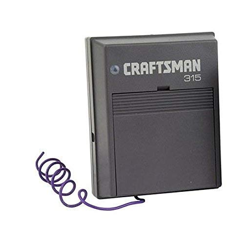 Craftsman Receiver 315 MHz 139.53855 LiftMaster 365LM Includes 26ft Wire
