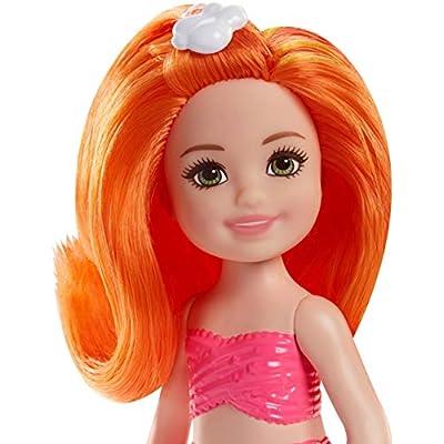 Barbie Dreamtopia Rainbow Cove Mermaid Doll: Toys & Games