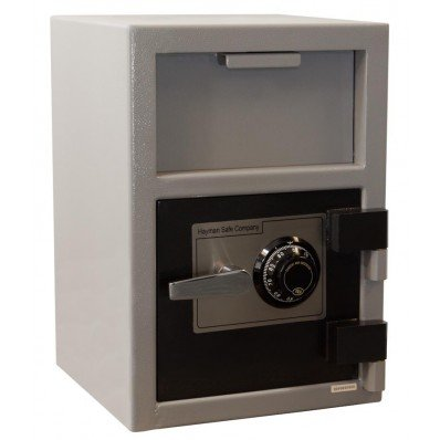 Hayman CV-F20-C Front Loading Depository - Loading Safe Small Depository Front