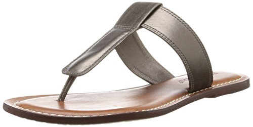 Bernardo Womens Mimi Dress Sandal Peltro