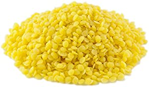 Yellow Beeswax Pellets, Cosmetic Grade-Triple-1 Pound - (16 oz)