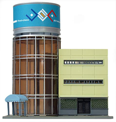 Tomytec Building Collection Ken Colle 039-3 Cylindrical Building 3 Diorama Supplies