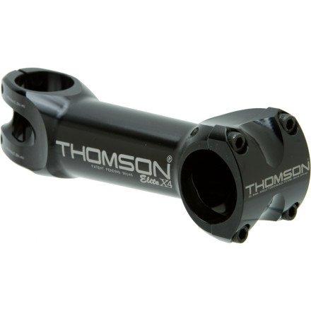 (Thomson X4 Stem Black, 10Deg/120mm)