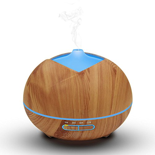 electronic fragrance diffuser - 1