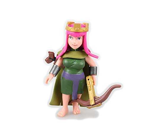 BTZ Toys Clash of Clans Figures Toys Barbarian Archer Hog