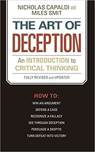 Epub download the art of deception an introduction to critical epub download the art of deception an introduction to critical thinking pdf full ebook by nicholas capaldi cjdsjfhwowo fandeluxe Images