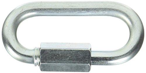 SecureLine 7035B-12 3/8-Inch Zinc-Plated Quick Link