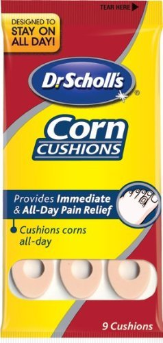Dr. Scholl's Corn Cushions Regular 9 count (Pack of 2)