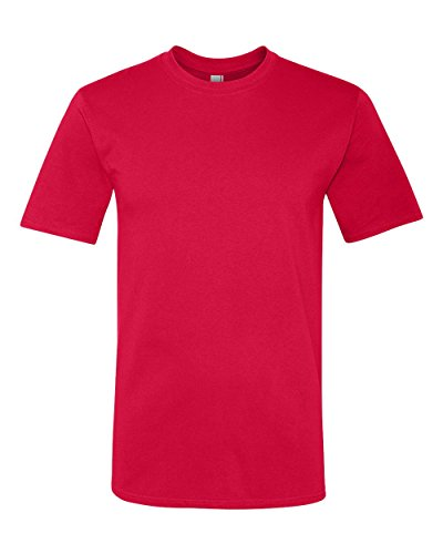 Red Apparel Adult Tee - 5