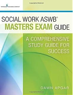 Amazon. Com: social work aswb bachelors exam guide: a comprehensive.