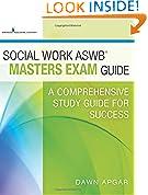 #10: Social Work ASWB Masters Exam Guide: A Comprehensive Study Guide for Success