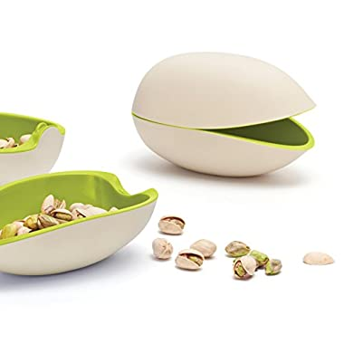 Ototo Pistachio Nuts and Seeds Serving Melamine Bowl Set