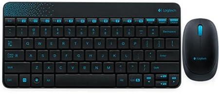 Logitech Wireless Combo MK240 Keyboard   Mouse Sets