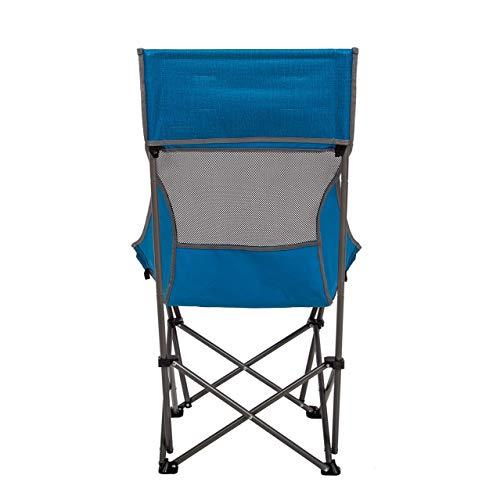 MacSports XP High-Back Compact Camping Chair