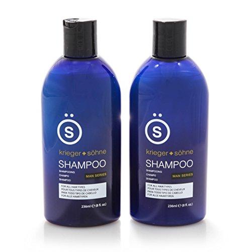 Salon Quality Mens Shampoo Professional product image