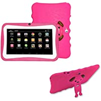 Hoshell 7 inch HD Tablet For Kids Android 4.4, Quad Core, Dual Camera, Wi-Fi, Bluetooth,1GB/16GB