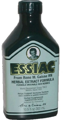 Essiac International - Essiac Liquid Tea, 10.5 fl oz