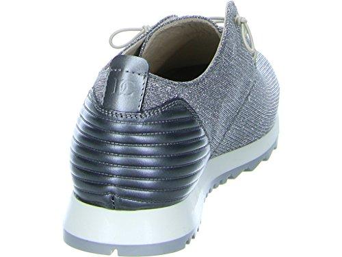 33763065 Ville Silber Pour Donna Carolina Femme À De Chaussures Lacets wHIqqx4